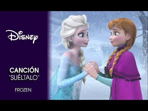 Frozen, el reino del hielo   Canción: 'Suéltalo'   Disney Oficial