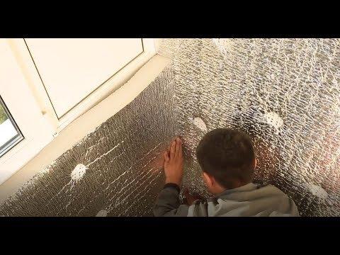 Утепление балкона без заморочек! Технология Тепофол (12+) photo