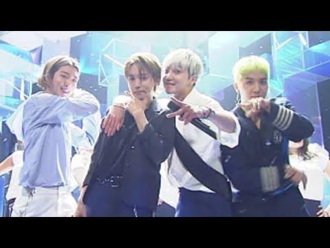《Comeback Special》 WINNER (위너) - ISLAND @인기가요 Inkigayo 20170806