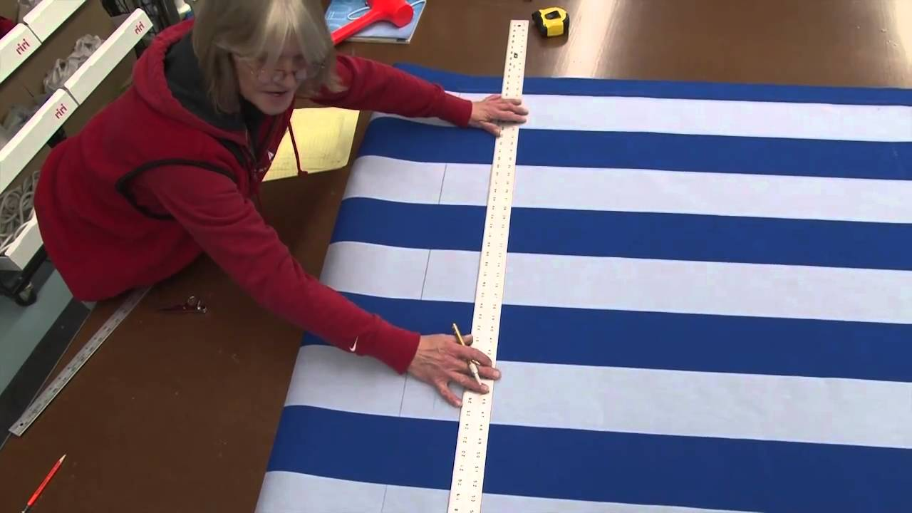 How To Make A Loose Frame Awning Youtube