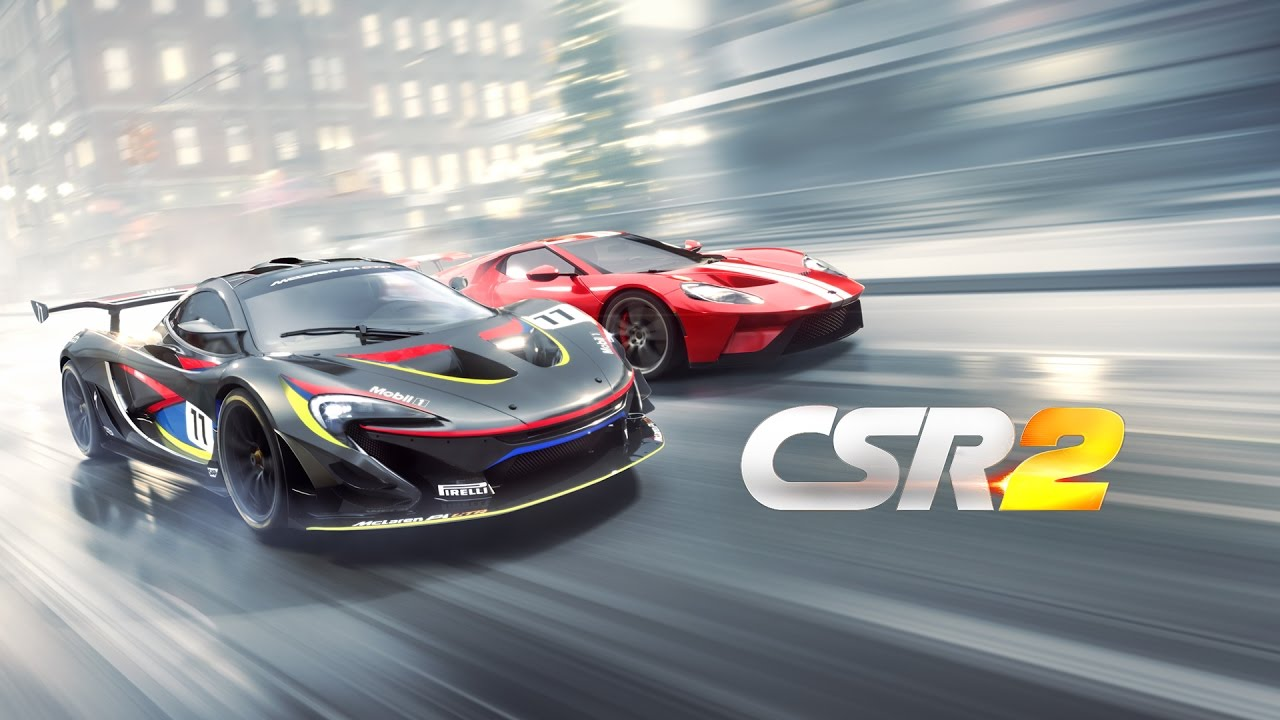 เล่น CSR Racing 2 on PC 1