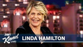 Linda Hamilton on Meeting Arnold Schwarzenegger & New Terminator Movie