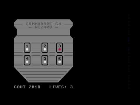 Wizard (2018) | C64 | Homebrew World