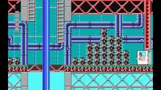 Mega Man 3 (PC) - Bit Man Fool Run