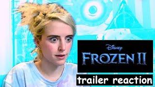 Frozen 2 Official Teaser Trailer Reaction and Breakdown