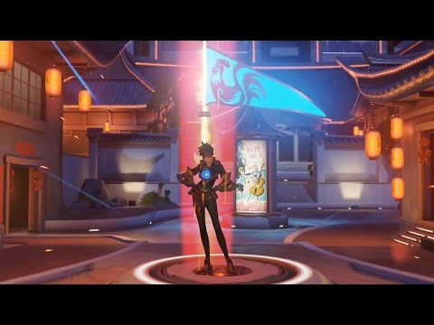 Overwatch Capture The Rooster Gameplay (1080p 60fps)