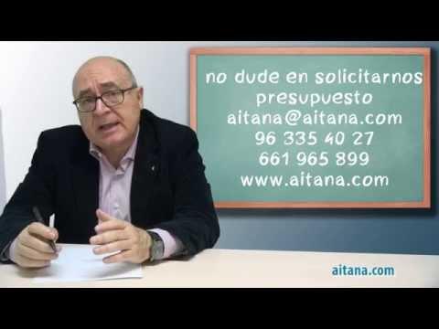 Por qué contratar sus proyectos Web con Aitana