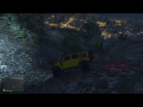 Rolling My Mesa Down Mt. Chiliad