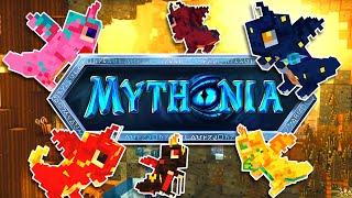 MYTHONIA - A New Minecraft Server/Gamemode!