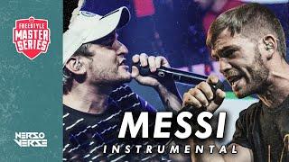 Nerso & Verse - Messi (Instrumental) ERRECÉ vs KHAN | FMS España 2020