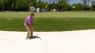 The Golf Fix - Improve Golf Swing from Bunker | The Golf Channel
