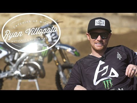 Catching up with Ryan Villopoto - Motocross Action Magazine