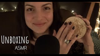 Unboxing ASMR 🎧 Spiritual Box Mars 🌙✨ 40 min Tapping - Scratching - Crinkling