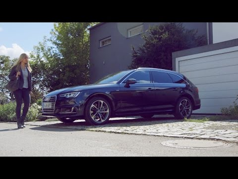 Audi Personal Intelligent Assistant - Autonomous Driving for Parking