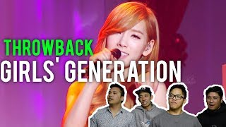 GIRLS' GENERATION THROWBACK #2