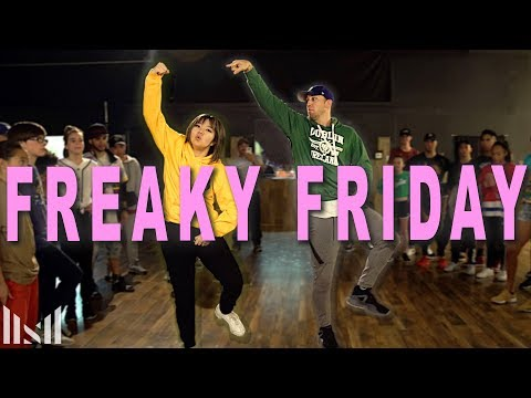 FREAKY FRIDAY - Chris Brown & Lil Dicky Dance | Matt Steffanina ft Bailey Sok