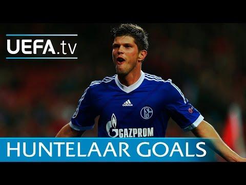 Six great Huntelaar goals for Schalke and Ajax