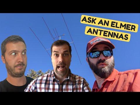 Ask An Elmer: Antennas
