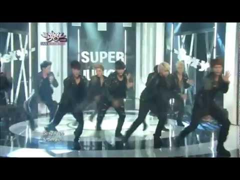 [FANCHANT] Super Junior 슈퍼주니어 - Sexy, Free & Single
