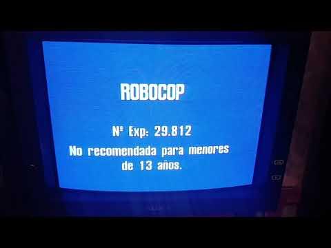 Robocop Laserdisc