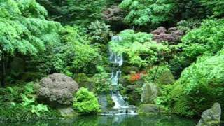 Portland Japanese Gardens, Washington Park, Portland, Oregon
