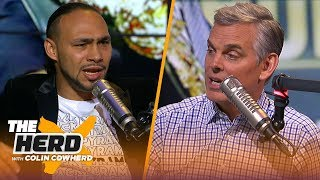 Keith Thurman previews his fight with Manny Pacquiao: 'I want to finish him off' | THE HERD