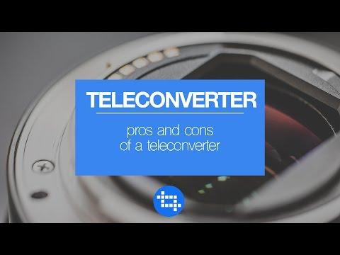 What Is The Teleconverter Advantage & Disadvantage