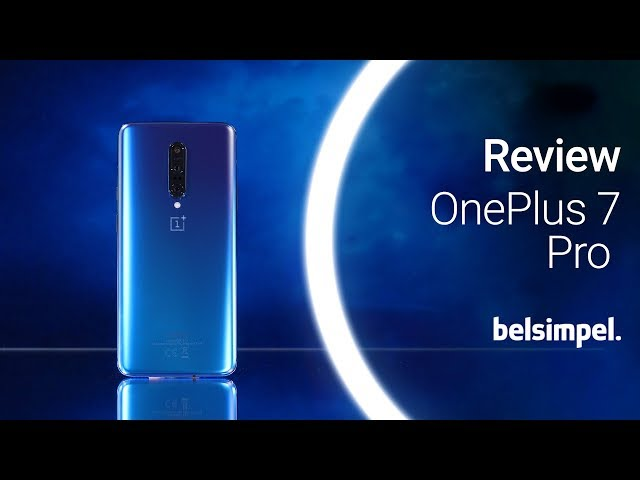 Belsimpel-productvideo voor de OnePlus 7 Pro 8GB/256GB Mirror Grey