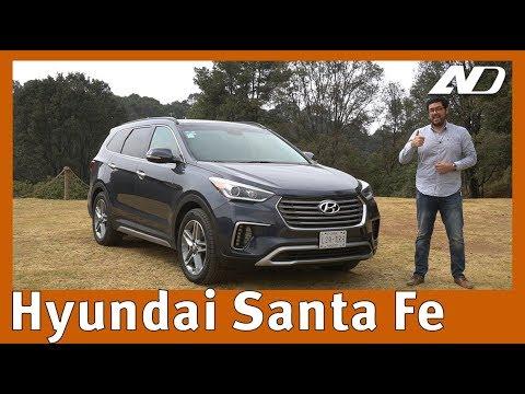 Hyundai Santa Fe 7 - Todavía aguanta
