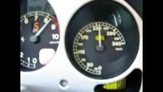 0-240km an hr in a ferrari modena