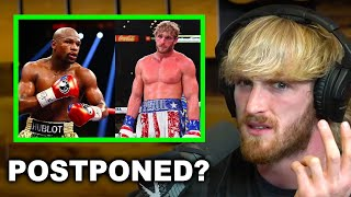 LOGAN PAUL REACTS TO LEAKED FLOYD MAYWEATHER FIGHT INFO