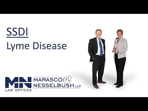 Social Security Disability and Lyme Disease - Marasco & Nesselbush, LLP