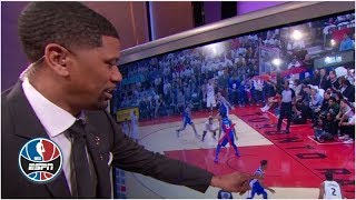 Jalen Rose roasts Chris Paul, Joel Embiid and Austin Rivers in 'Class of 81' | NBA Countdown