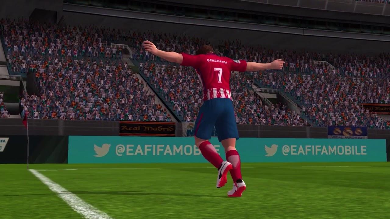 Play Fifa Mobile 1