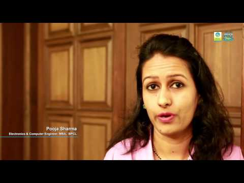 Pooja Sharma on her experience with BPCL