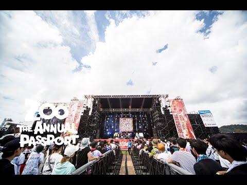 ZOO THE ANNUAL PASSPORT「TREASUE05X 2018」@ラグーナ蒲郡  -mars stage- LIVE映像