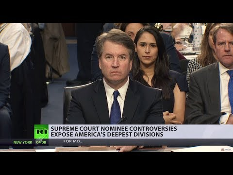 Democrats vs Republicans: Kavanaugh's nomination exposes America's deepest divisions