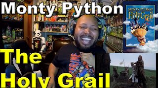 First Time Watching Monty Python and The Holy Grail - REACTION