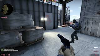 Counter strike  Global Offensive Flashbangs dont exist