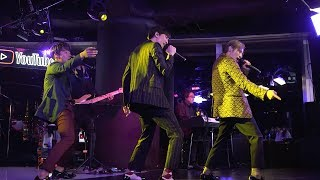 """[LIVE] Dirty Talk / w-inds. (""""100"""" Premium Live from YouTube Space Tokyo)"""