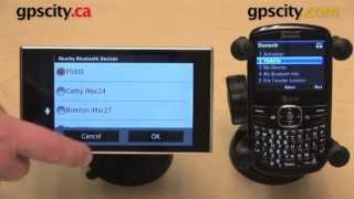 Garmin nuvi 3597LMTHD: Bluetooth Overview