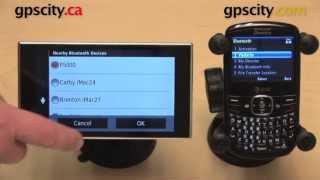 Garmin Nuvi 3597LMTHD: Bluetooth Overview