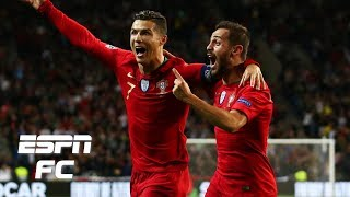 Cristiano Ronaldo hat trick for Portugal proves he 'still has the hunger' | UEFA Nations League