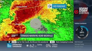 April 3, 2015 Tornado Coverage - The Weather Channel