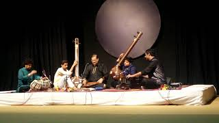 Pandit Ajoy Chakrabarty- Raag Rageshree Part II