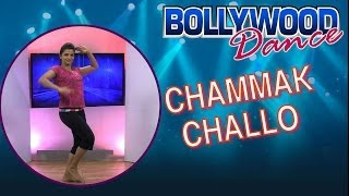 Chammak Challo || Easy Dance Steps Full Song || Ra One