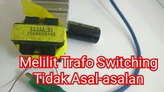 Winding Small Transformers For Smps - Silvio De Leonardo