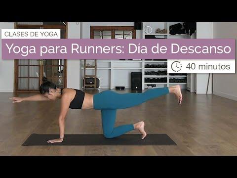 Yoga para Runners | Día de Descanso (40 minutos)