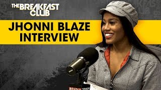 Jhonni Blaze Opens Up About Her Traumatic Youth, Drug Use, Human Trafficking, Drake + More