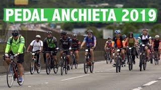 Bikers Rio Pardo | Vídeos | Pedal Anchieta 2019 - Ciclistas lotaram a estrada denovo